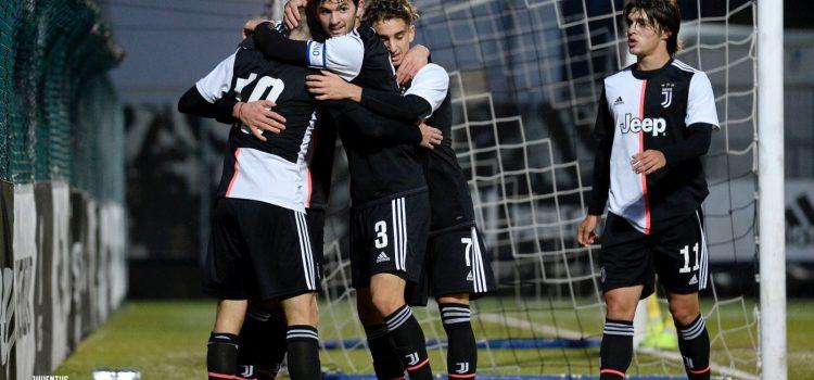 پیروزی پرگل جوانان یووه قبل بازی با اتلتیکو
