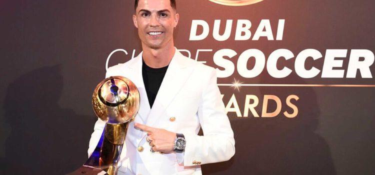 رونالدو بهترین بازیکن سال ۲۰۱۹
