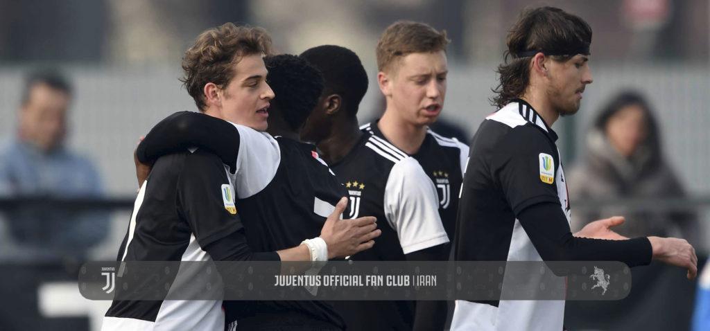 پیروزی تیم زیر 19 سال یووه مقابل پسکارا