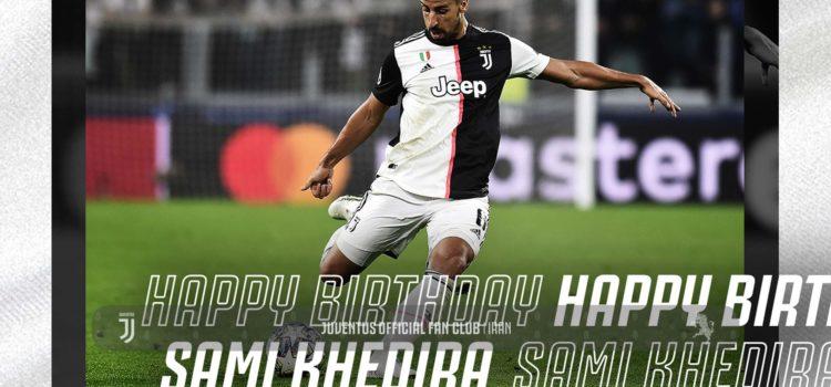 تولدت مبارک، سامی!