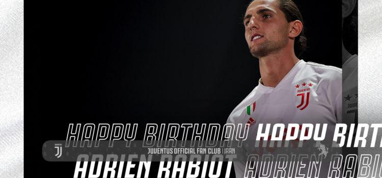 تولدت مبارک، ربیو!