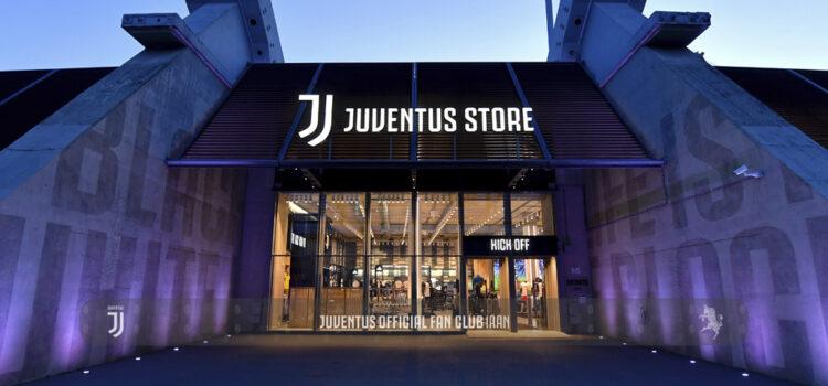 تاریخ و زمان بازگشایی فروشگاه های یوونتوس