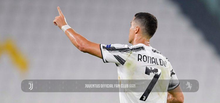 کریستیانو رونالدو بهترین بازیکن سال یوونتوس شد