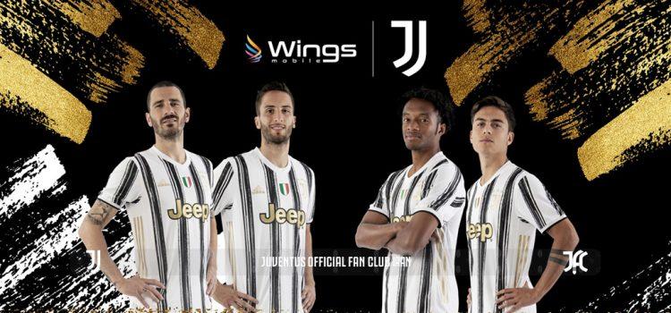 یووه و Wings Mobile در کنار هم