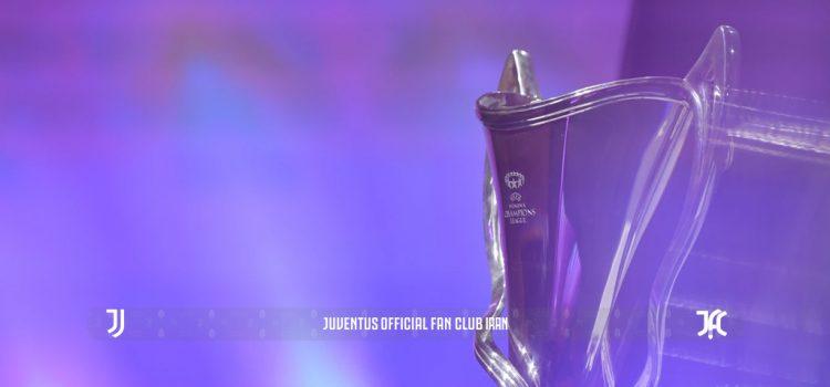 رویارویی تیم بانوان یوونتوس با لیون در لیگ قهرمانان