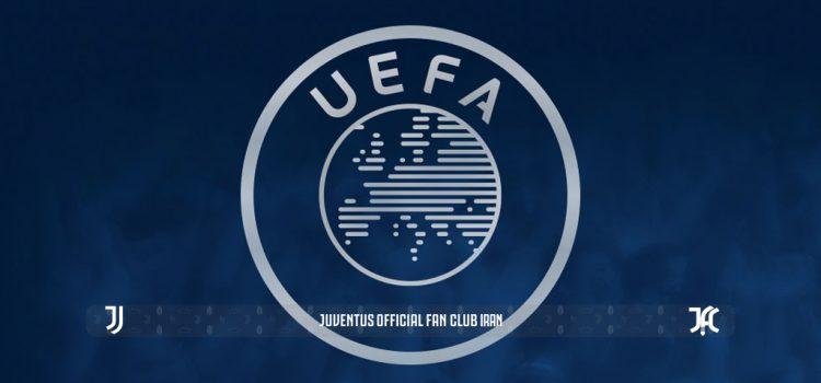 یوونتوس از رئال مادرید در رنکینگ یوفا سبقت گرفت